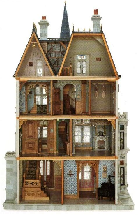 amazing doll house amazing doll house kids pinterest