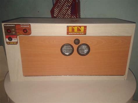 Alat Penetasan Telur Puyu mesin penetas telur otomatis kapasitas 100 butir toko mesin madiun toko mesin madiun