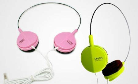 Headphone Onto headphone headphones