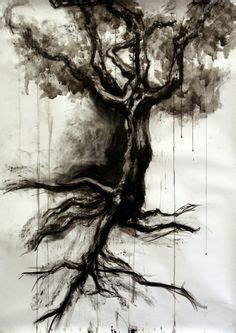 tattoo ink with charcoal tattoo inspo on pinterest tree tattoos warrior tattoos