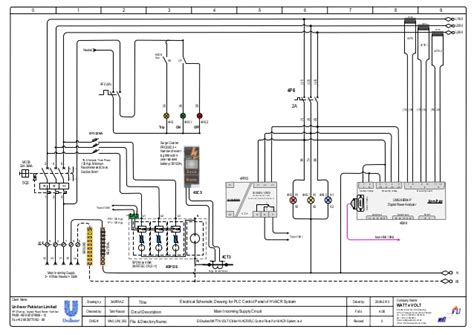 plc panel wiring diagram plc logic diagram