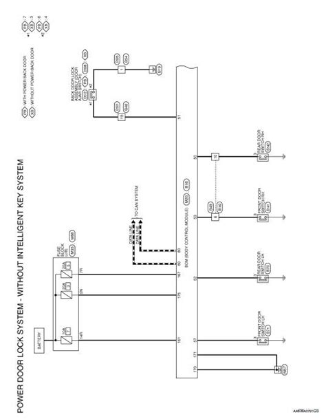 nissan rogue wiring harness diagrams 36 wiring diagram