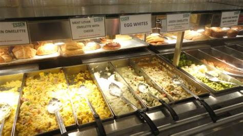 buffet picture of essen slow fast food new york city