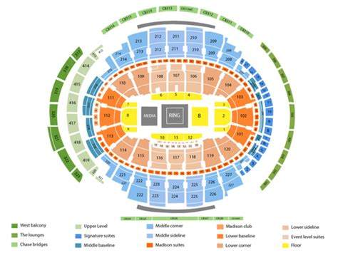 phish msg seating chart square garden seating chart events in new york ny
