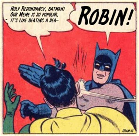 Batman And Robin Slap Meme - batman and robin funny quotes quotesgram