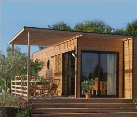 Maison En Bois Modulable by Maison Modulaire Bois Maison Modulable Et 233 Cologique Ginkgo