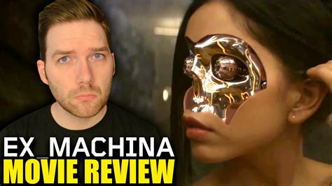ex machina film review ex machina movie review inthefame
