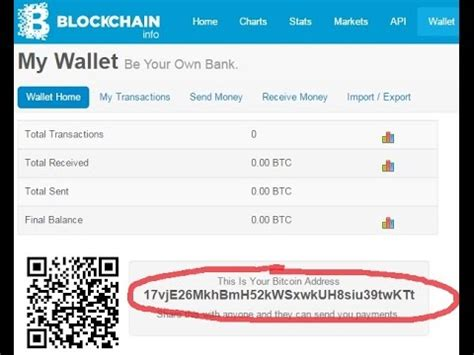 Btc Address Lookup How To Make Bitcoin Account Blockchain Wallet