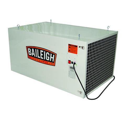 air filtration system air filtration system afs 1600 baileigh industrial