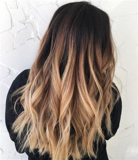 Ombre Hair For Black Hair Hair by 60 Best Ombre Hair Color Ideas For Blond Brown And