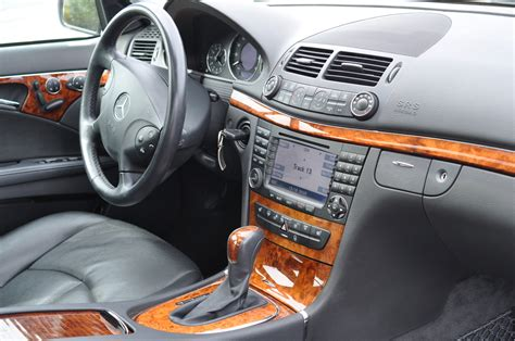 Mercedes E Class Interior by 2006 Mercedes E Class Pictures Cargurus