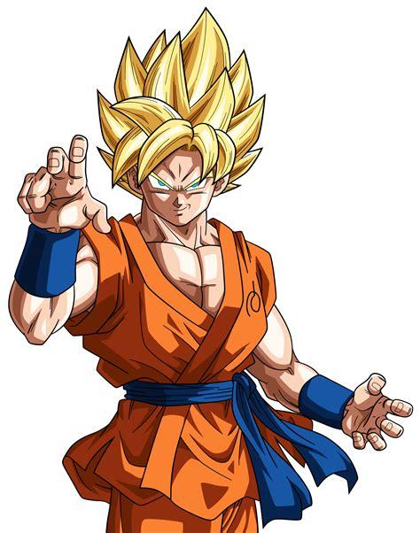 imagenes de goku ultra super saiyajin imagen goku super saiyajin png dragon ball fanon wiki