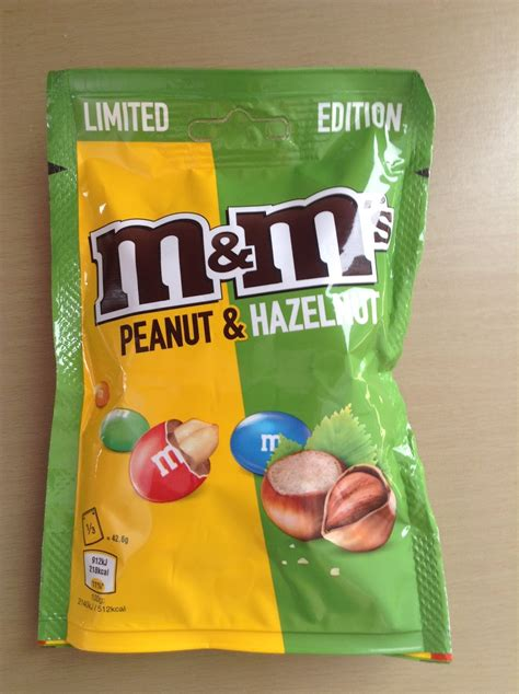 peanut m m carbohydrates kev s snack reviews