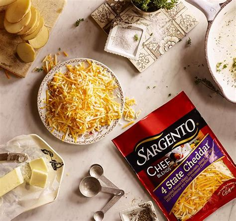 Real Cheese Shredded Cheese Sargento