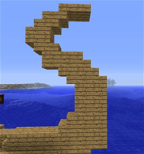 how to make a viking boat in minecraft minecraftblog how to build a viking ship in minecraft