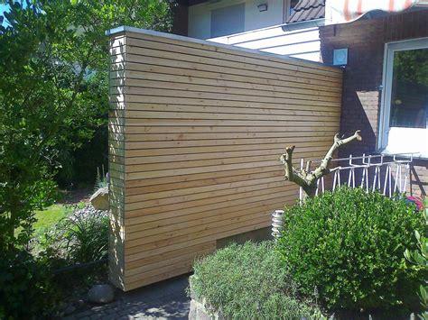 Schallschutz Zum Nachbarn Im Garten