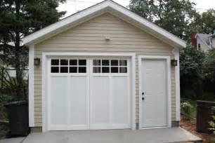 Single Garage Affordable Detached Garage Builder Single Car Garages