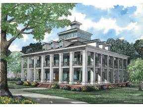 Antebellum Style House Plans by Plantation House Plan With 5689 Square Feet And 5 Bedrooms