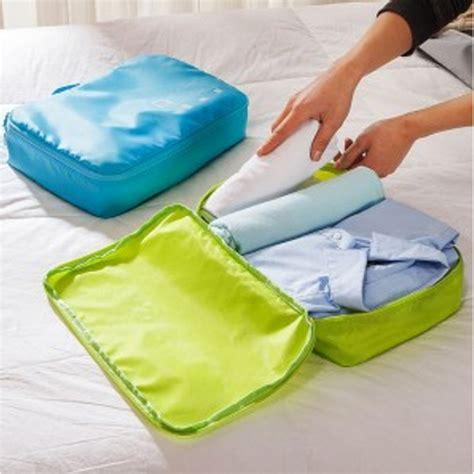 Tas Travel Bag In Bag Organizer 7 In 1 tas travel bag in bag organizer pakaian 7 in 1 blue jakartanotebook