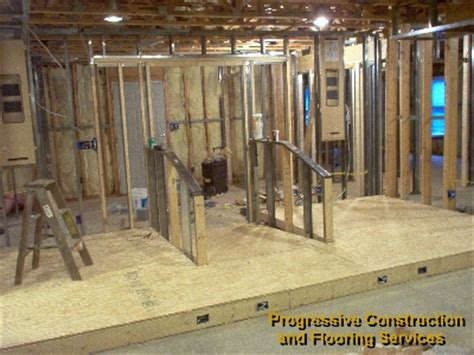 a premier basement finishing company