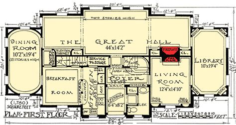 tudor mansion floor plans impressive english tudor 11603gc 2nd floor master suite butler walk in pantry den office