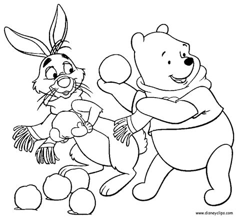 winnie pooh coloring pages games winnie the pooh cliparts cliparts co