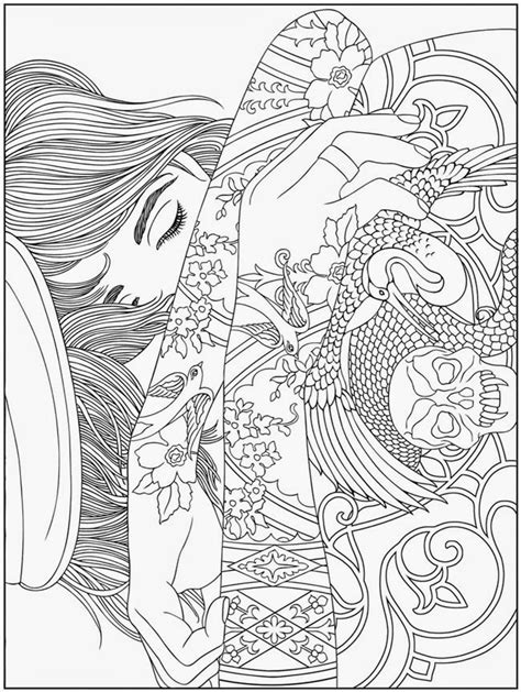 Free Animal Abstract Coloring Pages Abstract Color Pages