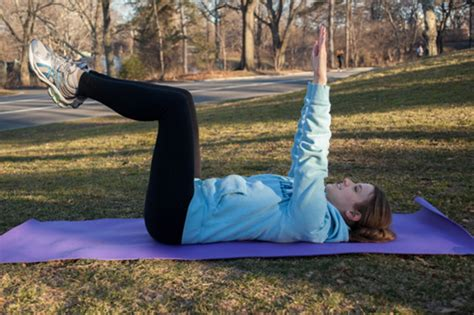 no crick crunches ab exercises that save your neck verily