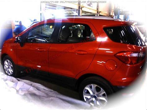 Seting Setir Pcx 2 Tone Collour Chrome Titanium Universal more spyshots of ford ecosport ecoboost titanium variant