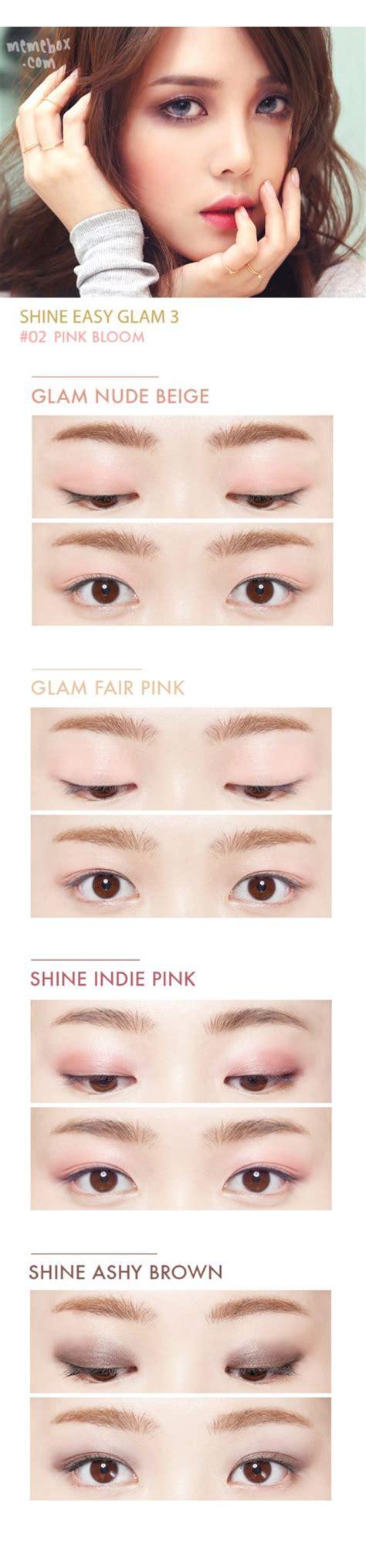 Eyeshadow Channel 03 memebox x pony shine easy glam eyeshadow palette 3