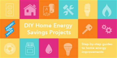 diy energy saving projects do it yourself energy savings projects department of energy