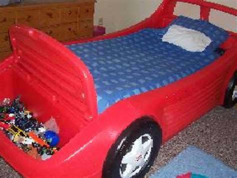 little tikes race car bed little tikes red race car bed asking 150 moorestown nj