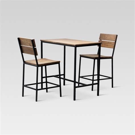 Target Pub Table Set by Target Furniture Looks Great And Is On Sale Now