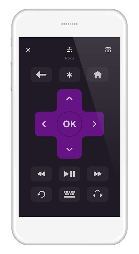 mobile app android updated roku mobile app for ios and android