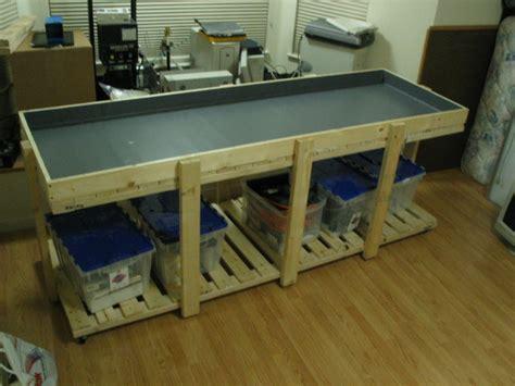 custom work benches 187 custom workbench revealed