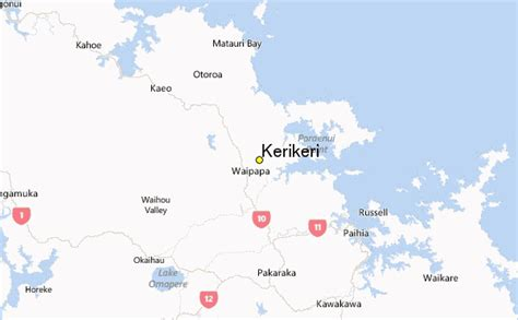 kerikeri weather station record historical weather for