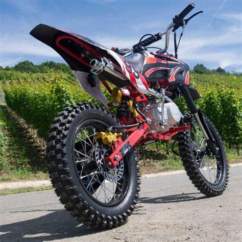 125ccm Motorrad Online Shop by Dirtbike 125ccm Cross Bike Mit 17 14 Bereifung 4takt