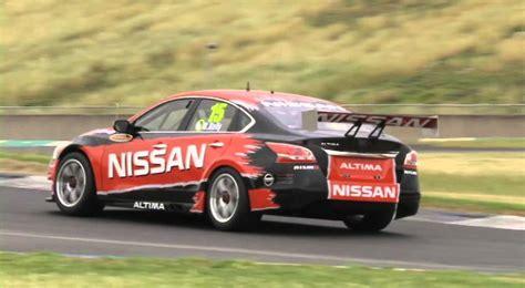 nissan supercar nissan australia nissan altima v8 supercar drive