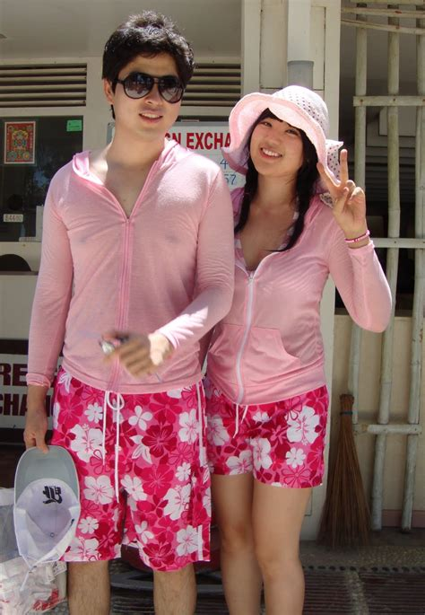 Husband Matching Clothes Couples Two Sore Thumbs