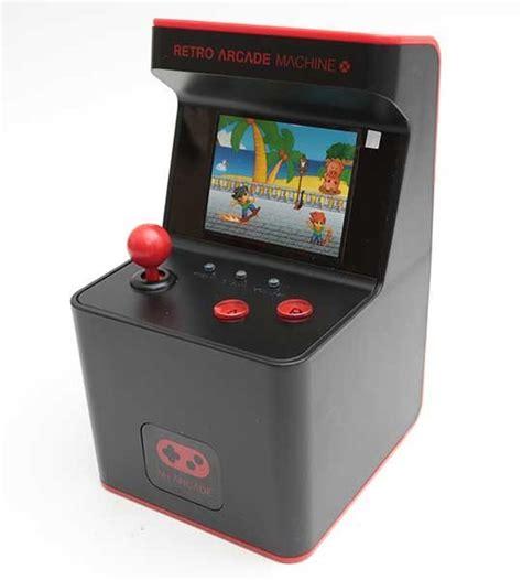 dreamgear retro arcade machine  review  gadgeteer