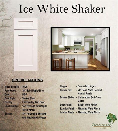 forevermark cabinets ice white shaker forevermark cabinets ice white shaker cabinets matttroy