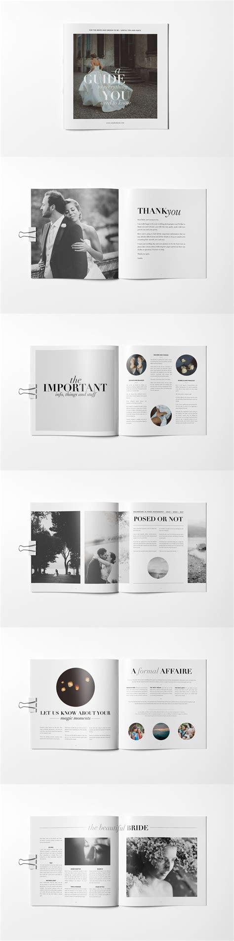 Wedding Suit Brochure by 25 Best Ideas About Wedding Brochure On