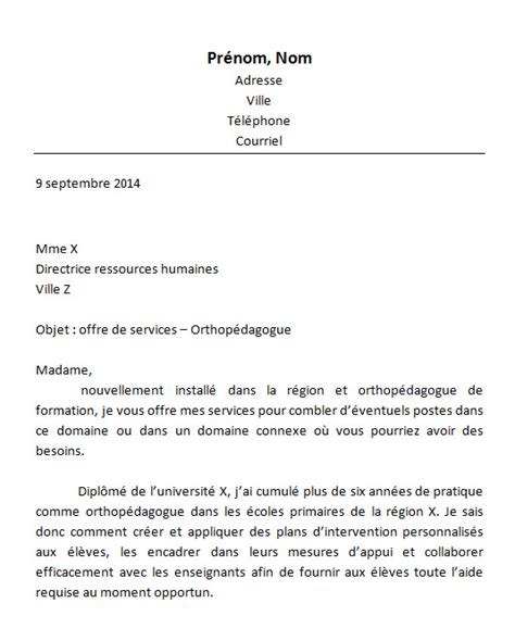 Lettre De Motivation Faisant Suite à Une Recommandation Lettre De Motivation Orthop 233 Dagogue Lettre De Motivation