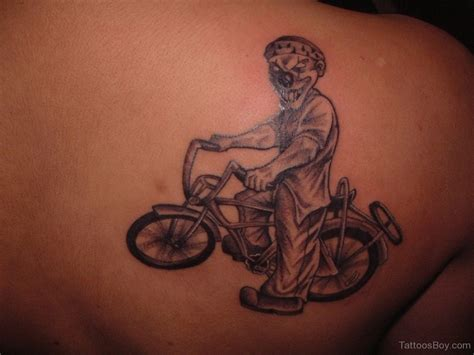 tattoo designs for bikes bicycle tattoos designs pictures page 3