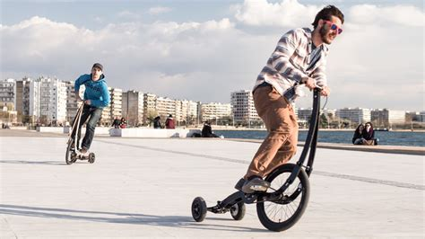 Under The Desk Bicycle The Halfbike Is The Standing Desk Of Bicycles Gizmodo