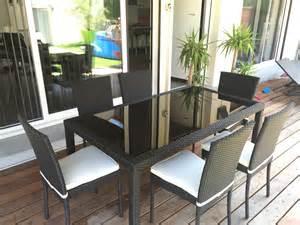 Table Exterieur Aluminium