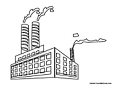 Community Coloring Pages Factory Coloring Page
