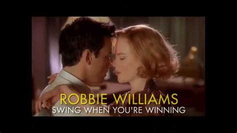 Robbie Williams Wing When You Re Winning robbie williams swing when you re winning 15