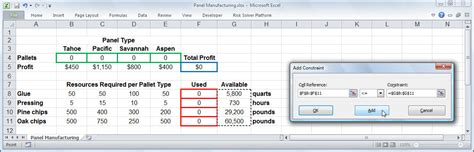 tutorial excel solver excel solver tutorial step by step easy to use guide for