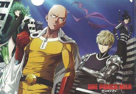 onepunch man ready   heroics